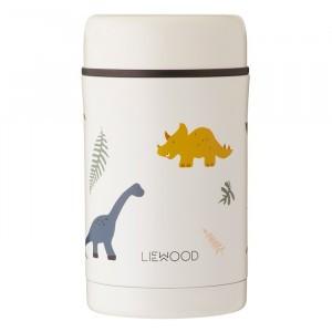 Liewood Thermosbox (500 ml) Dino Mix