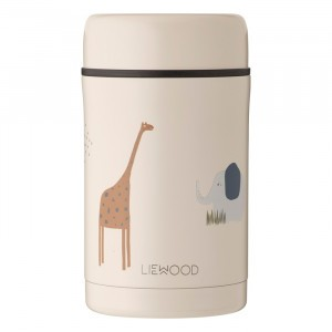 Liewood Thermosbox (500 ml) Safari Sandy Mix