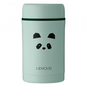 Liewood Thermosbox (500 ml) Panda Peppermint