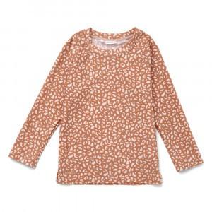 Liewood Noah UV T-shirt lange mouwen Mini Leo Tuscany Rose