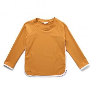 Liewood Manta UV T-shirt lange mouwen Mustard