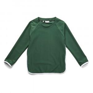 Liewood Manta UV T-shirt lange mouwen Garden Green