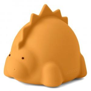 Liewood Nachtlampje Dino Mustard
