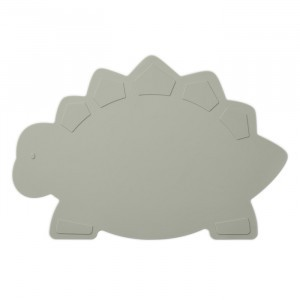Liewood Silicone Placemat Dino Dove Blue