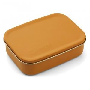 Liewood Jimmy Lunchbox Mr Bear Mustard