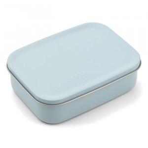 Liewood Jimmy Lunchbox Mr Bear Sea Blue