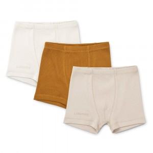 Liewood Felix Boxers (3-pack) Sandy Multi Mix