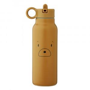 Liewood Falk Thermische Drinkbus Mr Bear Golden Caramel (350 ml)