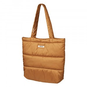 Liewood Constance Quilted Tote Bag Golden Caramel
