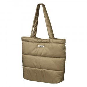 Liewood Constance Quilted Tote Bag Khaki