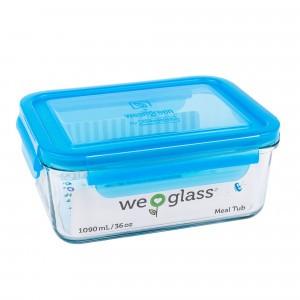 Wean Green Meal Tub Blauw