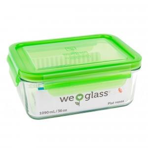 Wean Green Meal Tub Groen