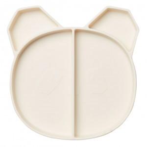 Liewood Silicone Bord Panda Creme