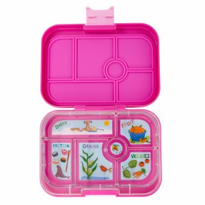 Yumbox Original Malibu Purple met Tray California