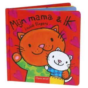 Clavis Leesboek Mijn mama & Ik