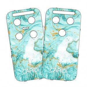 Capidi Babyfoon Case Marble