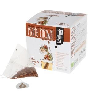 Mini Marie Tea Theezakjes 'Rooibos-Cinnamon'
