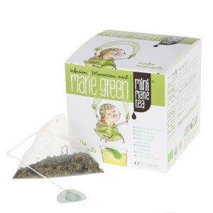 Mini Marie Tea Theezakjes 'Maroccan Mint'