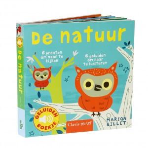 Clavis Geluidenboekje De natuur