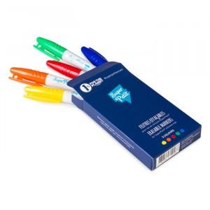Super Petit Uitwisbare Stiften (5 stuks)