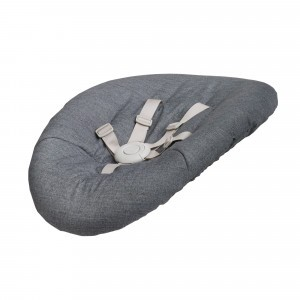 Nomi Baby Matras Dark Grey/Sand