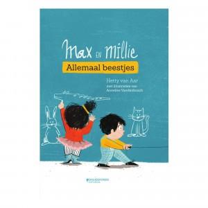 """Davidsfonds Voorleesverhaaltjes Max & Millie """"Allemaal Beestjes"""""""