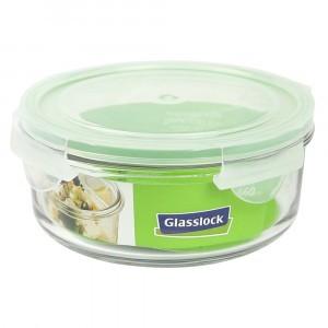 Glasslock Glazen Bewaardoos Rond 660 ml