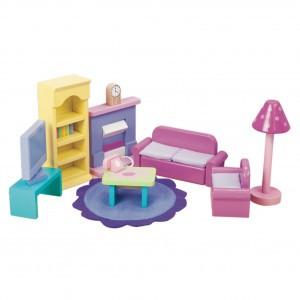 Le Toy Van Poppenhuis Inrichting Sugar Plum Zitkamer