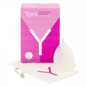 Yoni Menstruatiecup - Size 2