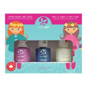 Suncoat Nagellak Cadeauset Mermaid Princess