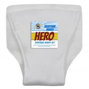Super Undies Microvezel Insert voor Hero Nachtluier ( 7-12 jaar )