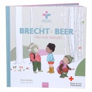 Clavis Boek Brecht de Beer - Mijn buik doet pijn