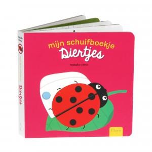 Clavis Mijn schuifboekje Diertjes