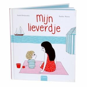 Clavis Leesboekje Mijn Lieverdje