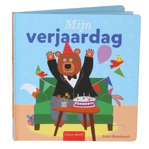 Clavis Leesboekje Mijn verjaardag