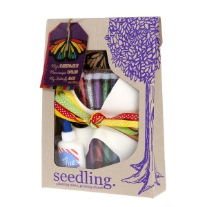 Seedling Knutselpakket Mijn vlindermasker