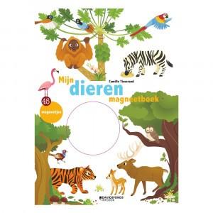 Davidsfonds Mijn dierenmagneetboek