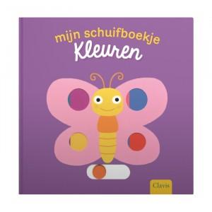 Clavis Mijn schuifboekje Kleuren