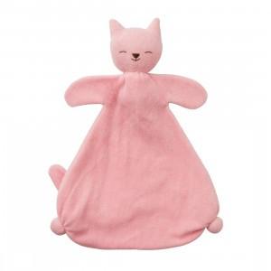 Peppa Knuffeldoekje Soft Sweeties Mila roze