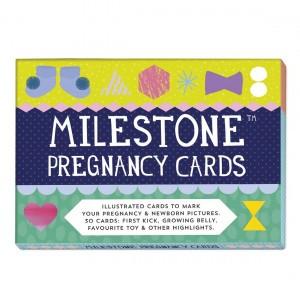 Milestone Pregnancy Cards Nederlandstalig versie