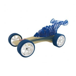 Hape Mini-auto Dragster