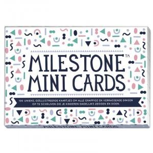 Milestone Mini Cards Nederlandstalige versie
