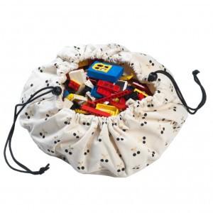 Play & Go Opbergzak/Speelkleed Mini Cherry