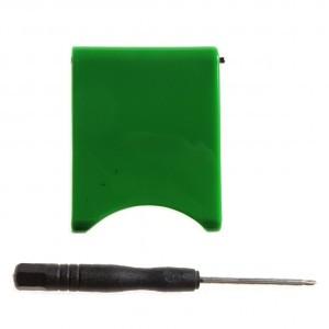 Yumbox Losse Sluitclip Mini Donker Groen