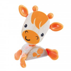 Hape Mini Dieren Giraf