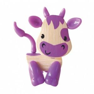 Hape Mini Dieren Koe