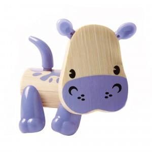Hape Mini Dieren Nijlpaard
