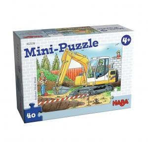 Haba Mini Puzzel Bouwplaats