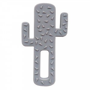 MiniKOiOi Bijtring Cactus Grijs