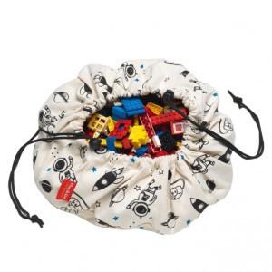 Play & Go Opbergzak/Speelkleed Mini Space